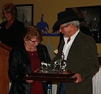 Bev Watkinson - $15,000 Amateur Champion