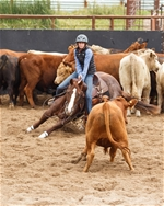 Hannah Staib aboard BK Youeverseenacatlike Me (CPG Photography)