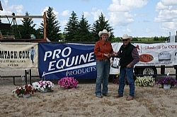 Pro Equine Boot Winner - Tracy McClintock